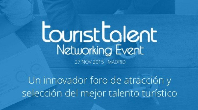 El Tourist Talent Networking Event se celebra este viernes en el Auditorio de la Mutua Madrileña.