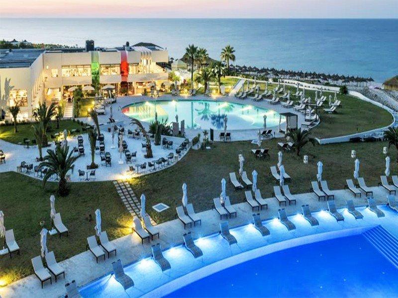 Iberostar, con cuatro hoteles en Túnez, uno de ellos en la imagen, mantiene la apuesta por el destino.