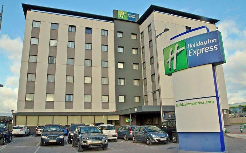 IHG abrirá en 2017 su primer Holiday Inn Express en Gibraltar