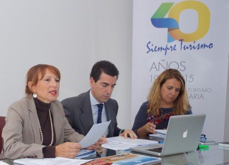 Presentación del presupuesto de turismo de Gran Canaria para el ejercicio 2016