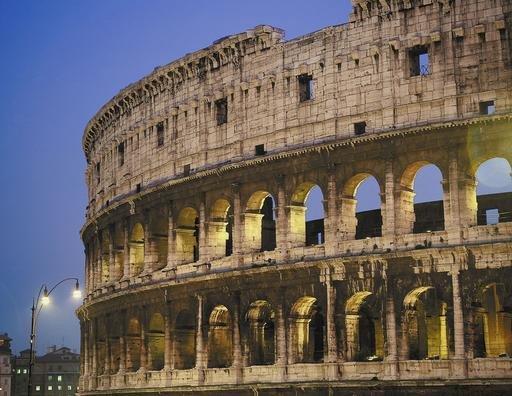 Roma prohíbe los centuriones turísticos