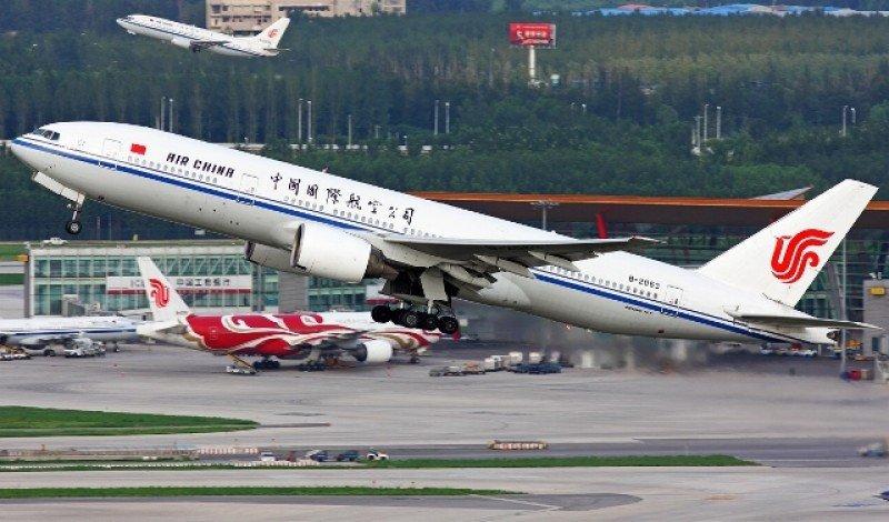 Vuelos de Air China de Beijing a La Habana comenzarán en diciembre