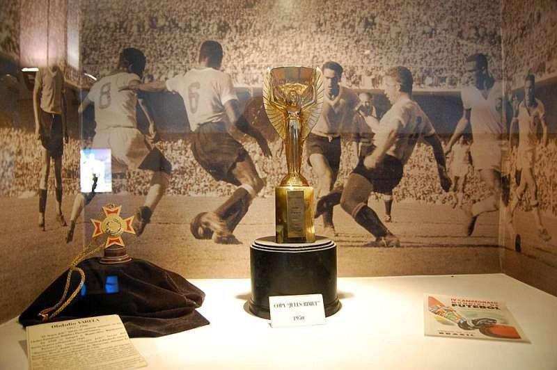 El Museo del Fútbol es uno de los lugares más visitados por los cruceristas en Montevideo.
