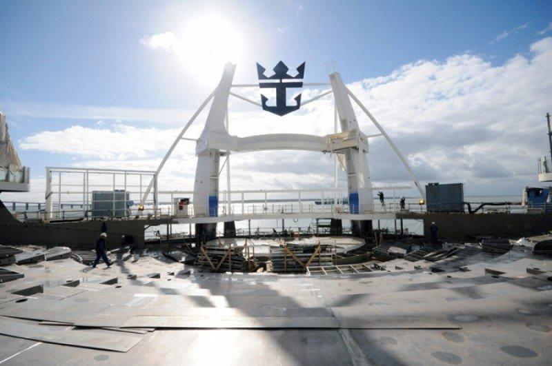 Royal Caribbean invertirá US$ 8.400 millones en ampliar su flota hasta 2019