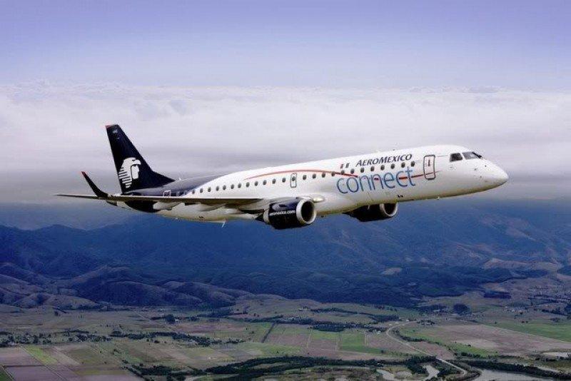 Aeroméxico comenzará a volar a Santo Domingo