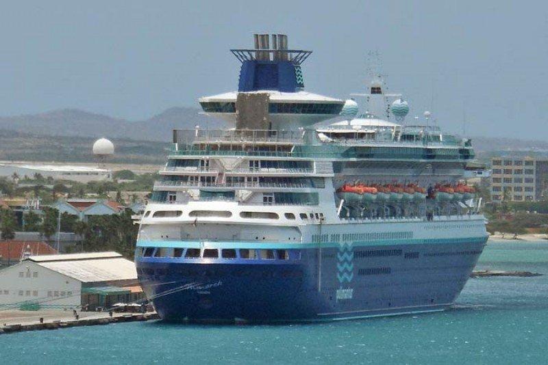 Pullmantur consolida mercado en el Caribe con crucero Monarch