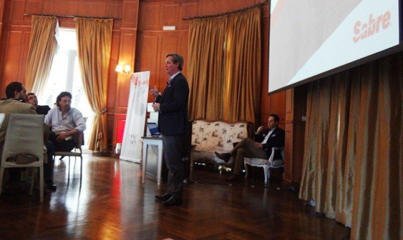 Presentación de Sabre en Montevideo.