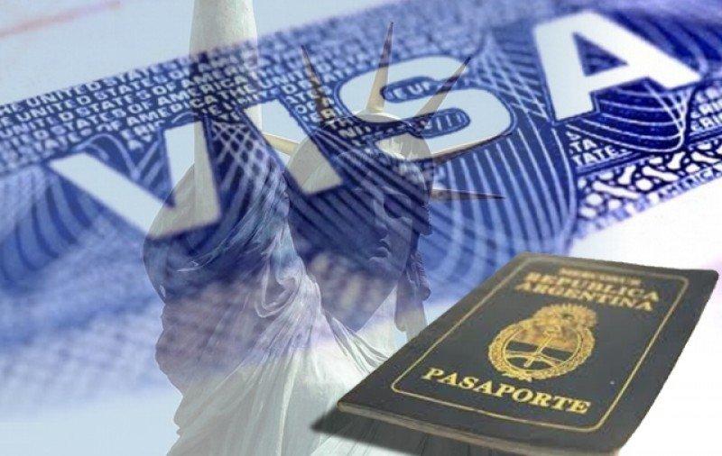 Argentina será el segundo país con más visas otorgadas por Estados Unidos en noviembre