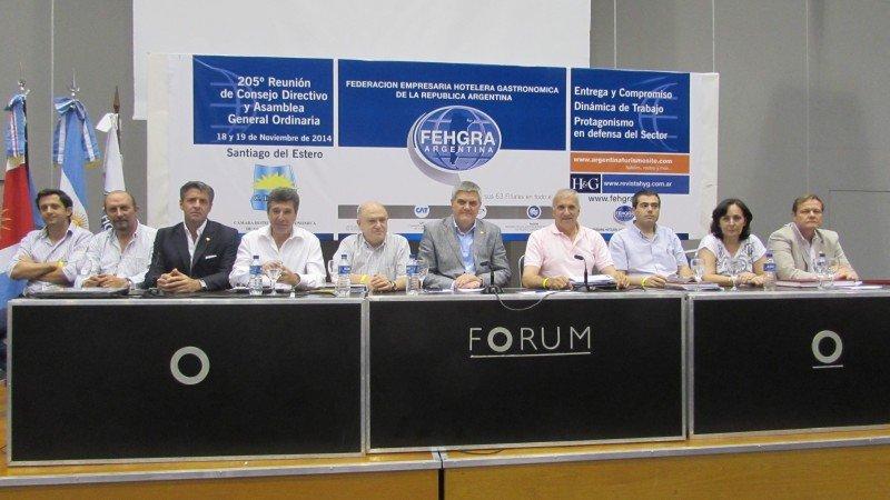 FEHGRA renovará parte del Consejo Directivo y Comité Ejecutivo en Concordia.