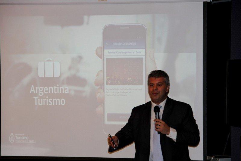 Presentaron organizador online de viajes Argentina Turismo