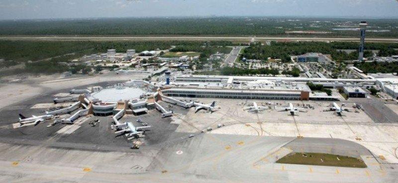 Aumenta 30% la oferta de asientos a Cancún en temporada invernal