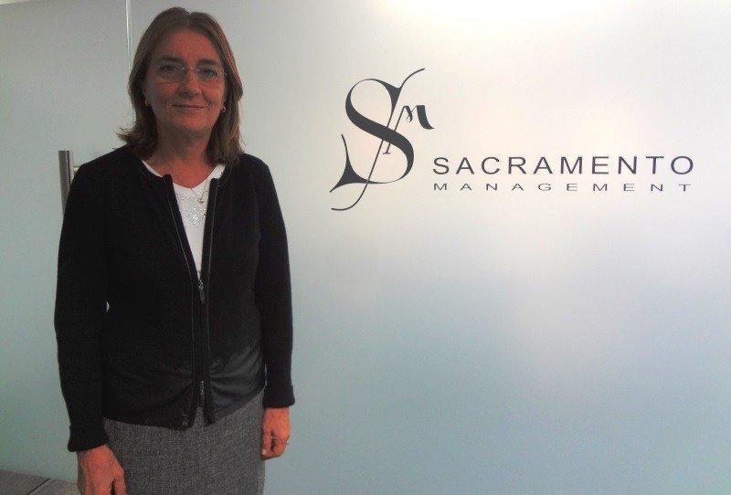 Graciela Lombardo, CEO de Sacramento Management