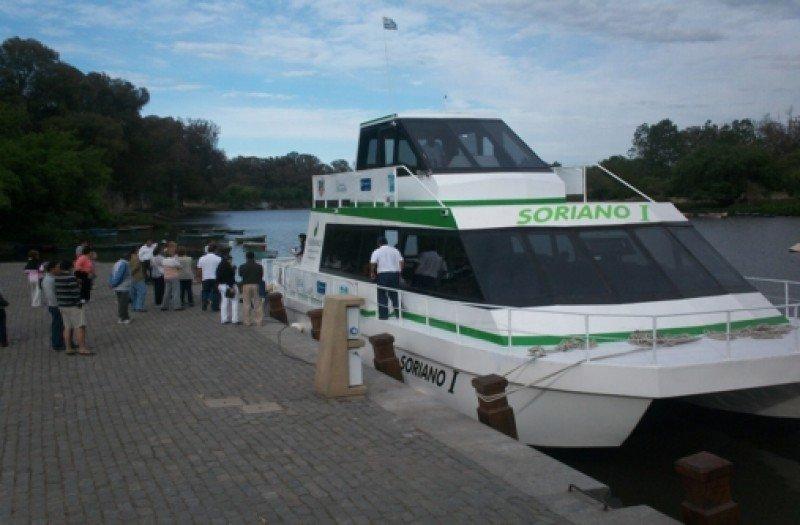Impulso a turismo fluvial comienza a dar frutos en Uruguay