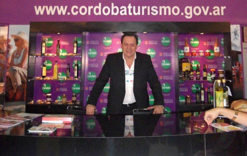 Gustavo Santos, futuro ministro de Turismo de la Nación en Argentina. Foto: Cadena 3