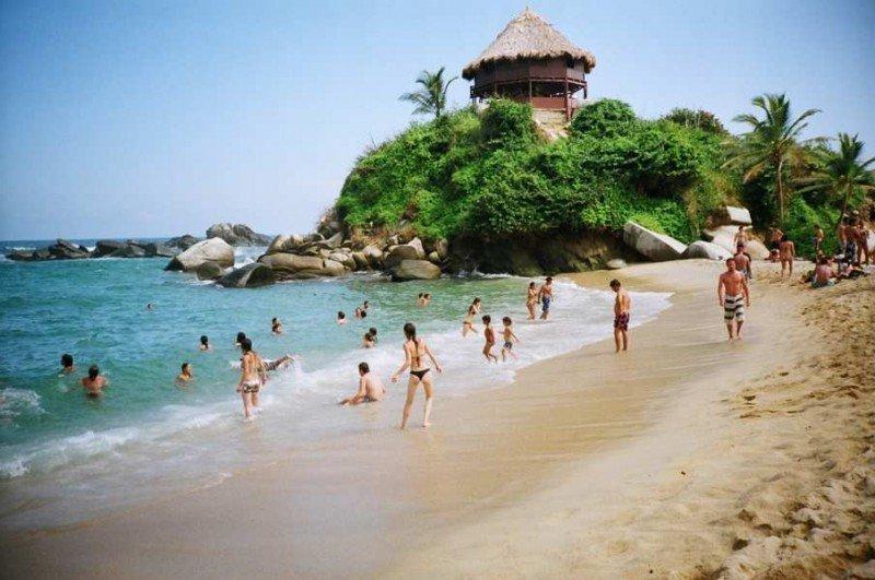 Colombia reabrirá el turístico Parque Tayrona en diciembre