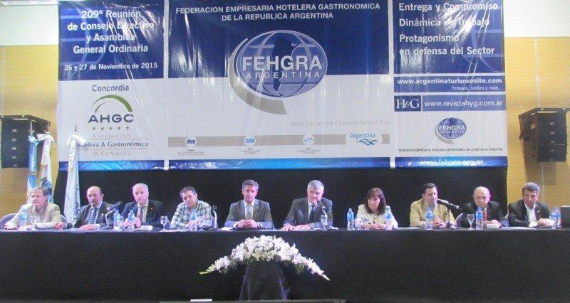 FEHGRA renovó su Consejo Directivo en Concordia.