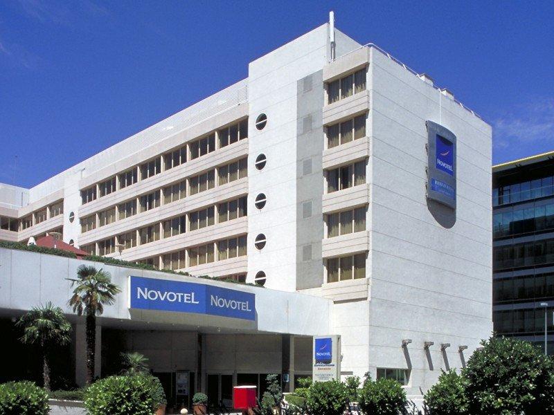 El Novotel Madrid Campo de las Naciones es uno de los cuatro hoteles en España incluidos en el portfolio adquirido a Deutsche AWM.