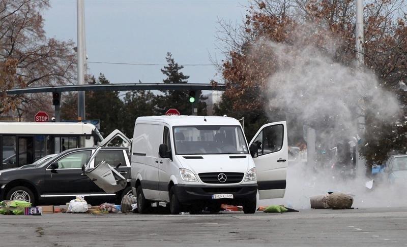 Cierran una terminal del Aeropuerto de Sofía por amenza de bomba