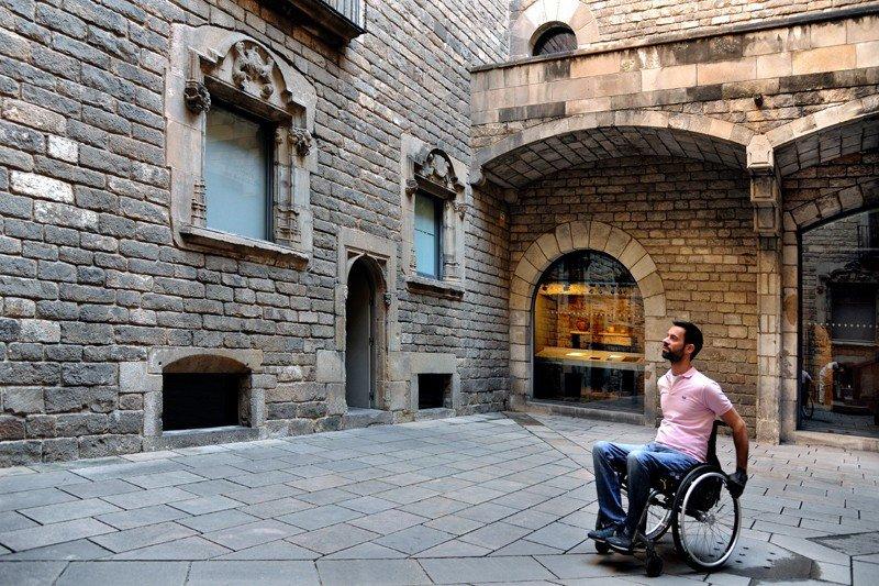 Turismo accesible en Barcelona