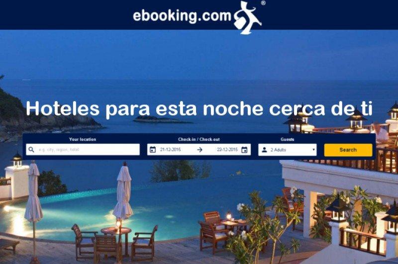 El sistema permite  realizar el pago directamente en el hotel.