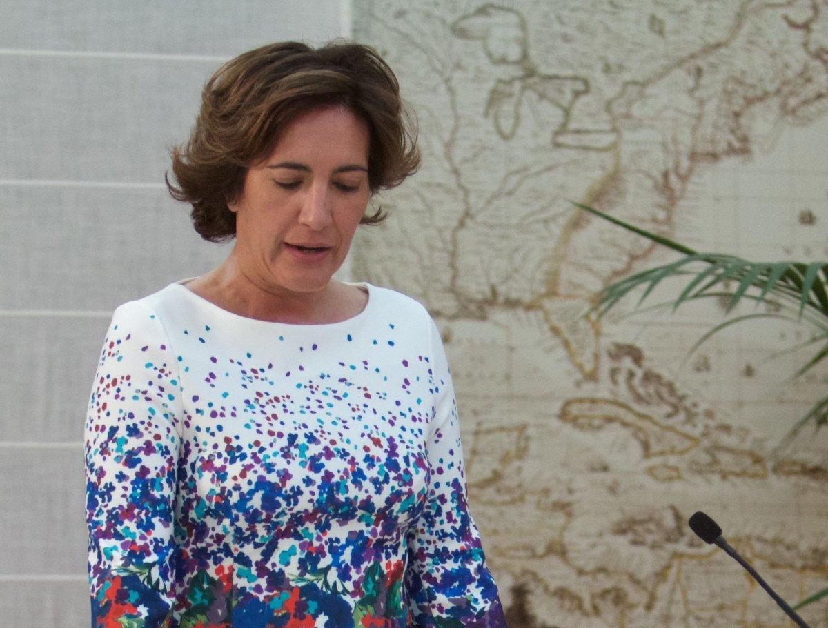Josefa García, consejera de Cultura y Turismo de Castilla y León.