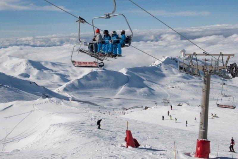 Para las estaciones de esquí este puente con el que inician la temporada es muy importante ya que puede suponer hasta el 15% del negocio de este invierno.