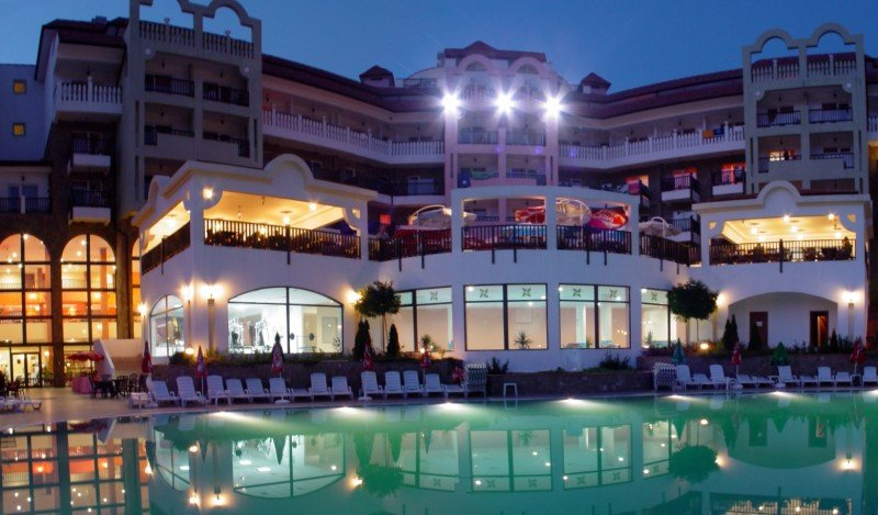 Hotel Bella Vista.