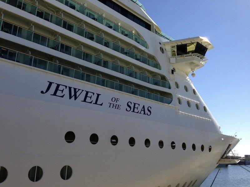 Royal Caribbean invertirá 27,5 M € en reformar el Jewel of the Seas