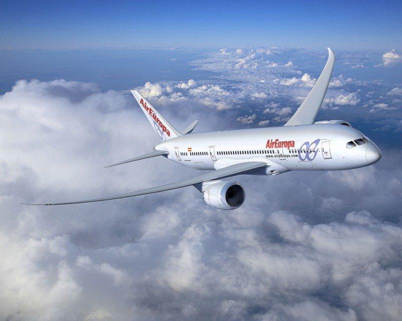 Air Europa ampliará su flota con 22 Boeing 787 Dreamliner valorados en 5.200 M €