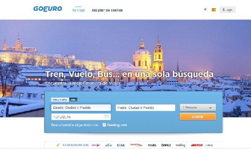 GoEuro cierra una ronda de inversión por más de 41 M €