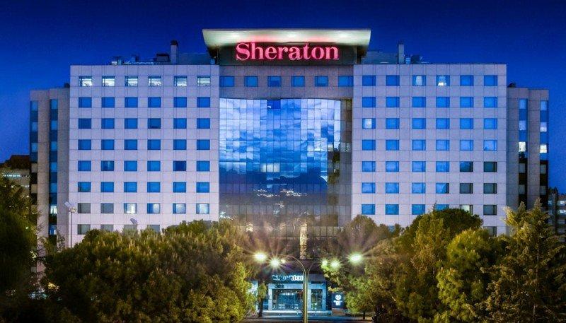 El Sheraton pasa a denominarse Eurostars Suites Mirasierra, con 182 habitaciones y 1.800 metros cuadrados de superficie para eventos.