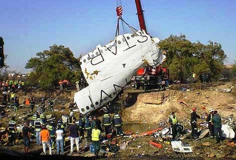 Canarias pide una investigación parlamentaria del accidente de Spanair.