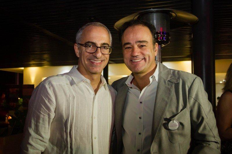 Rafael Marcos y Alejandro Zozaya.