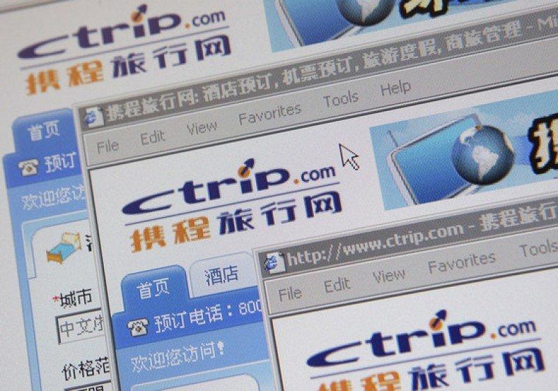 Priceline invierte otros 456 M € en la OTA china Ctrip