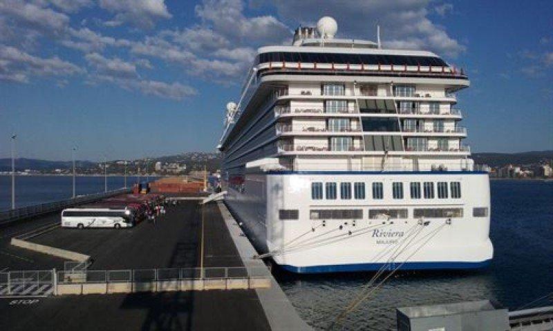 Récord de cruceristas para los puertos de la Generalitat