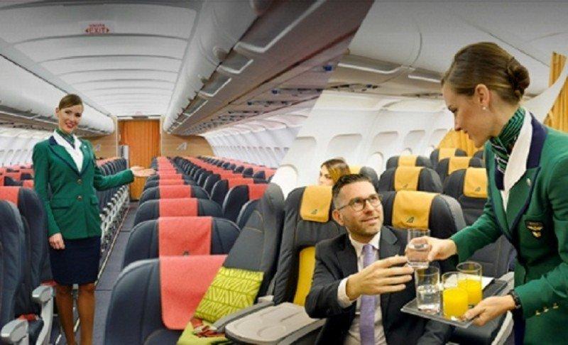 La nueva concepción de Alitalia es centrarse en la calidad de su servicio tanto en Business como en Economy.