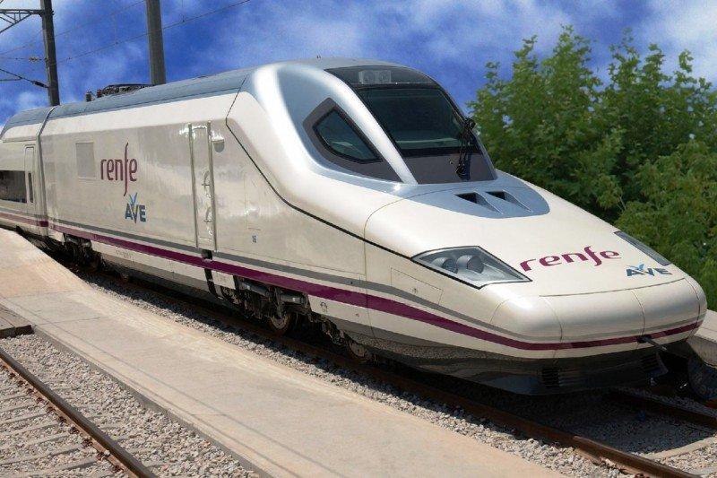 Una línea AVE entre Palencia y Alar del Rey mejorará la conexión Madrid-Santander