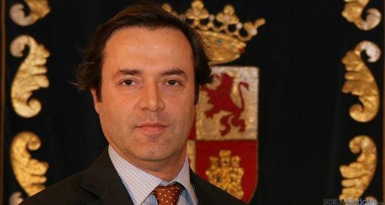Javier Ramírez, director general de Turismo de Castillal y León.