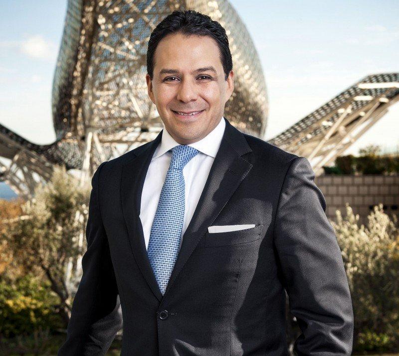 Hotel Arts Barcelona nombra nuevo director general
