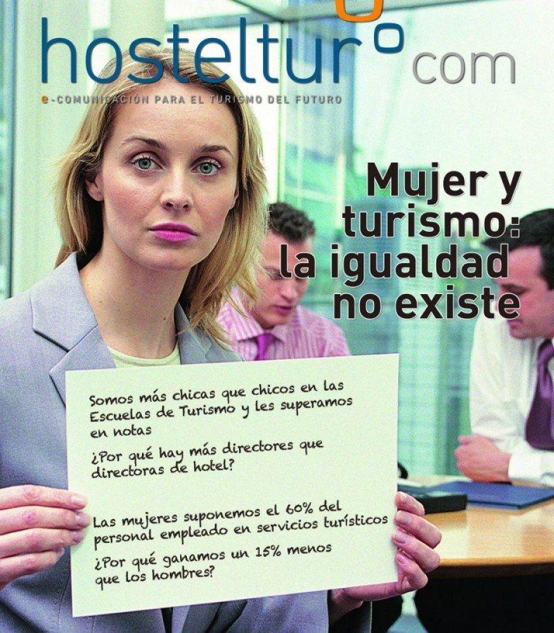 Portada de la revista Hosteltur de septiembre de 2011.
