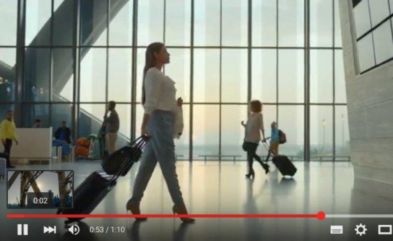 Qatar Airways: el pasajero protagoniza el lanzamiento mundial de su marca (vídeo)