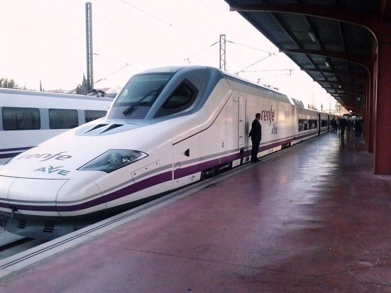 El AVE a Zamora comienza su servicio comercial
