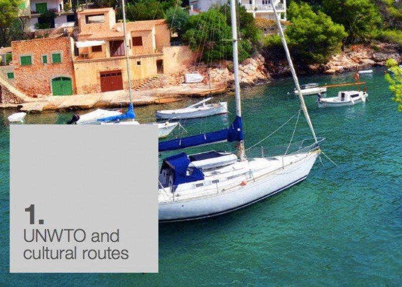 Rutas e Itinerarios Culturales, nuevo informe de la OMT y Baleares