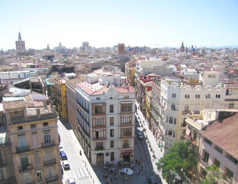 Sólo en Ciutat Vella hay 604 viviendas de uso turístico con licencia de actividades.
