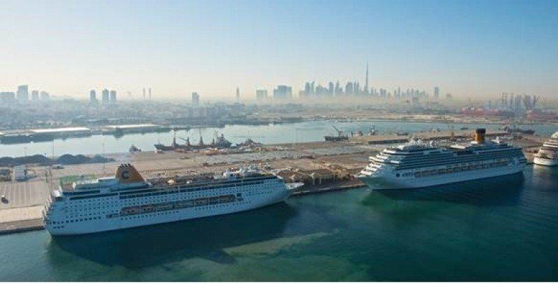 Dubai quiere alcanzar el millón de cruceristas en 2020
