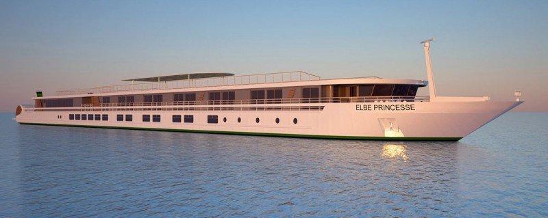 CroisiEurope incorporará tres nuevos barcos en 2016
