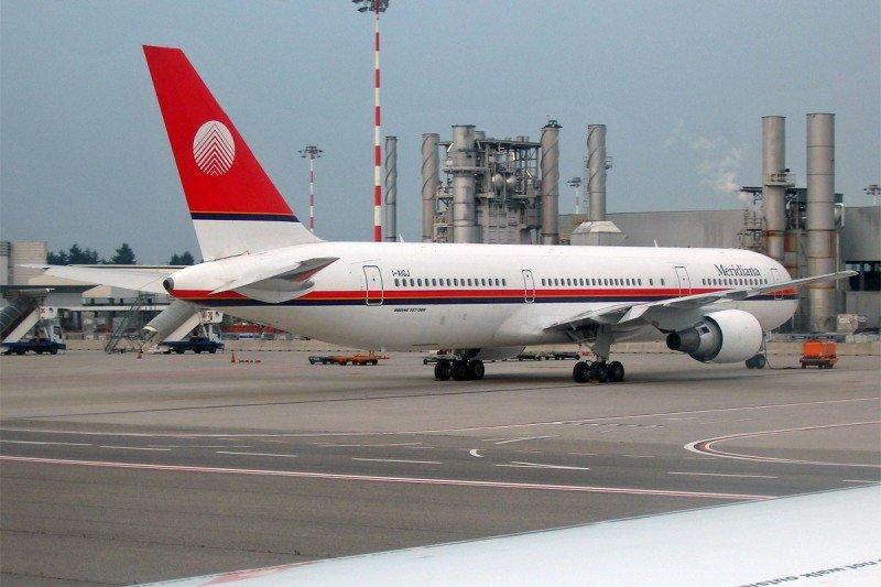 La aerolínea italiana Meridiana comienza vuelos a Cuba
