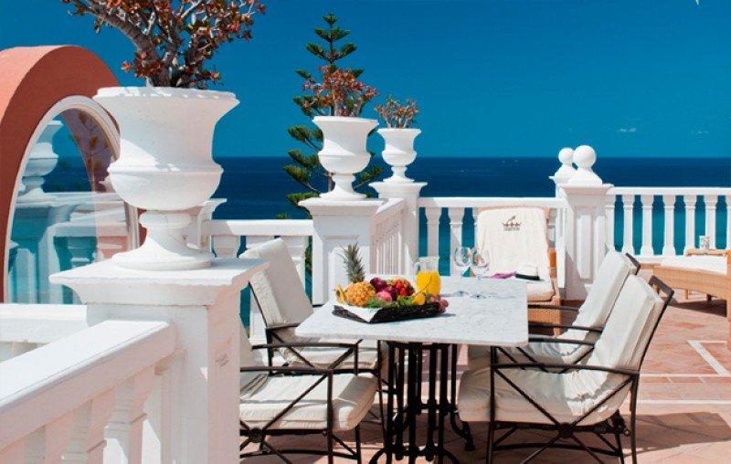 Canarias fue el principal destino de los extranjeros. Foto: Bahía del Duque Resort.