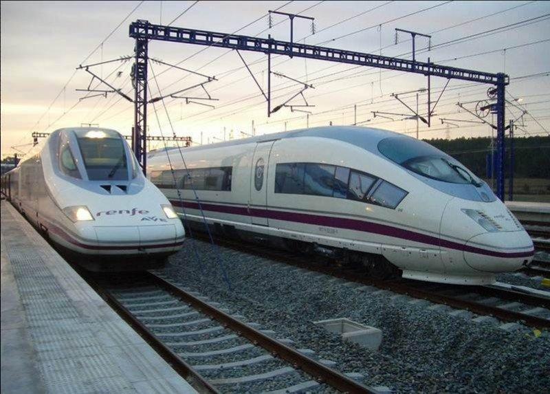 Talgo, Bombardier, Siemens, CAF y Alstom entran en el megaconcurso del AVE