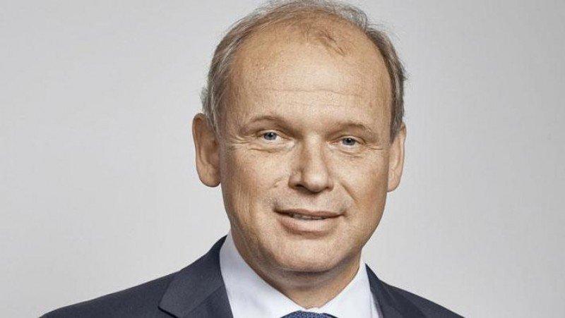 El nuevo CEO de TUI Alemania, Sebastian Ebel.